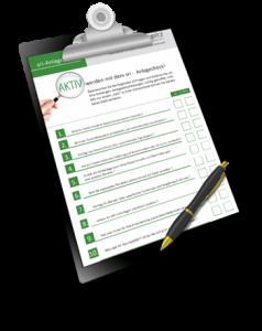 checkliste für ihre geldanlagen